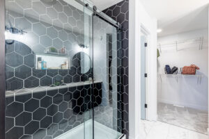 Hexagon tile inspiration 2021