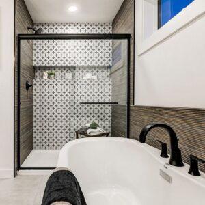 Luxury Winnipeg Bathroom
