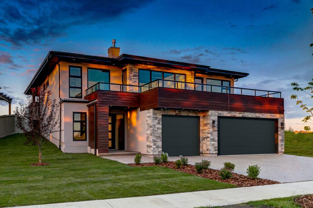 Winnipeg Built New Home